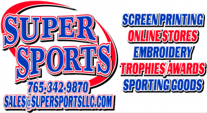 Super Sports logo with wording